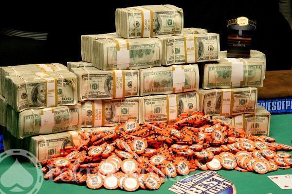 Профессиональный покер как бизнес