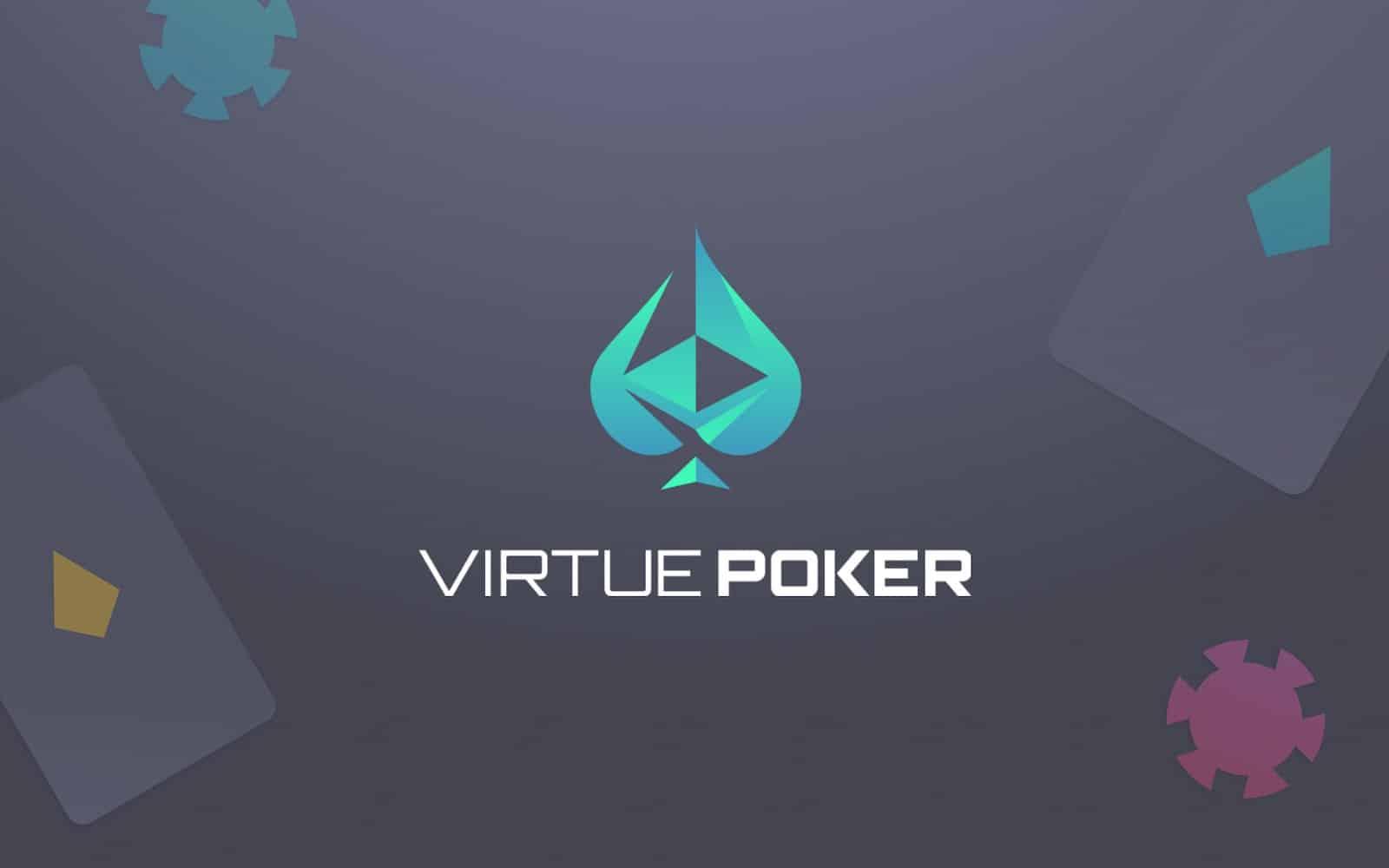 Блокчейн-рум Virtue Poker гарантирует полную безопасность своим клиентам