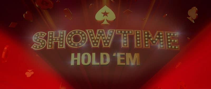 шоутайм покерстарс