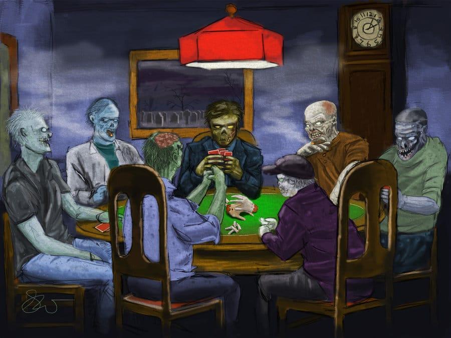 Зомби-покер от PokerStars