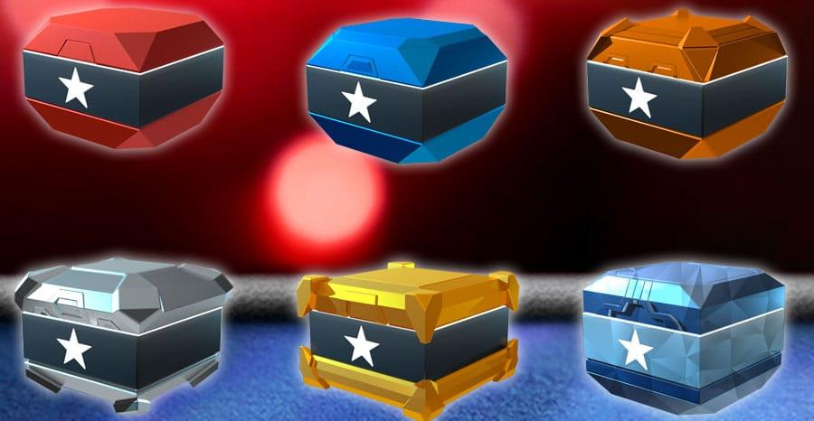 Сундуки программы Star Rewards