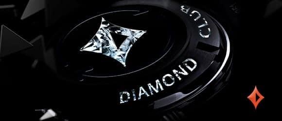 diamond клуб в покерном руме partypoker