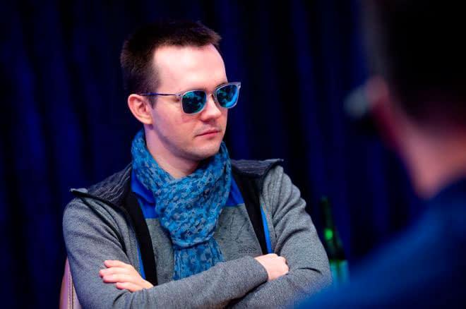 Никита Бадяковский вышел в финал главного события
