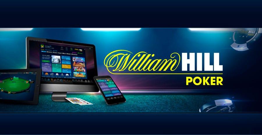 Обзор покерного рума William hill poker